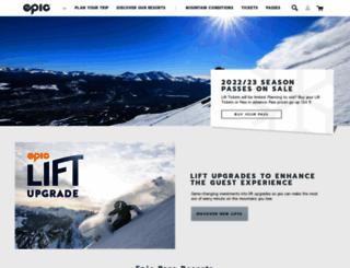 common.snow.com screenshot