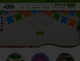 commonmarket.coop screenshot