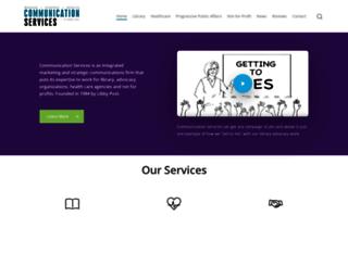 commservices.net screenshot
