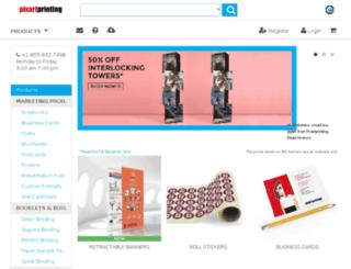 communication.pixartprinting.com screenshot