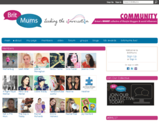 community.britmums.com screenshot