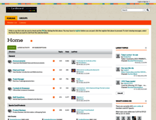 community.cardboardconnection.com screenshot