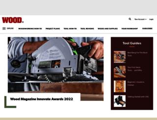 community.woodmagazine.com screenshot