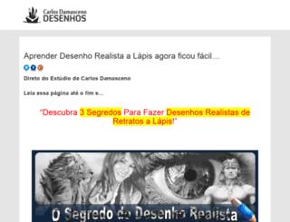 comoaprenderadesenhar.com.br screenshot