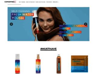 comodynes.com screenshot