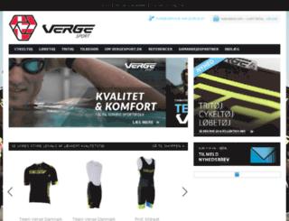 companysport.dk screenshot