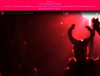 companyxiv.com screenshot