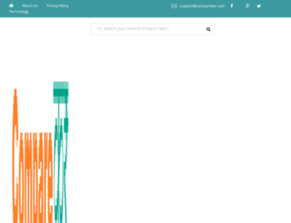 comparekar.com screenshot