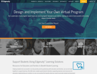 compasslearning.com screenshot