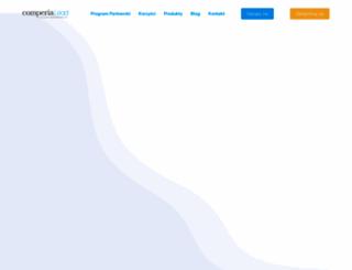 comperialead.pl screenshot
