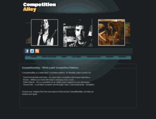 competitionalley.com screenshot