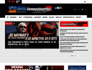 competitionplus.com screenshot