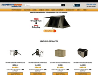 competitiveedgeproducts.com screenshot
