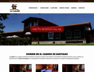 complejolacabana.com screenshot