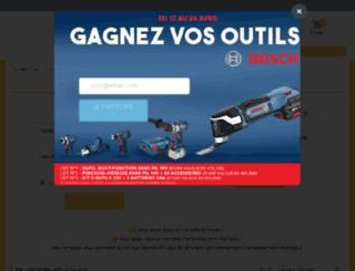 completement-marteau.com screenshot