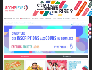 complexedurire.com screenshot