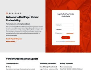 compliancedepot.com screenshot