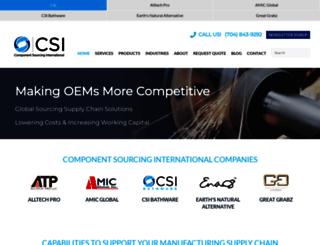 componentsourcing.com screenshot