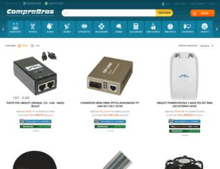 comprabras.net.br screenshot
