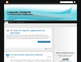 compradorinteligente.com screenshot