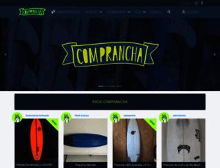 comprancha.com screenshot