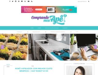 comprandomeuape.com.br screenshot