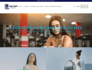 compraquimagazine.com.br screenshot