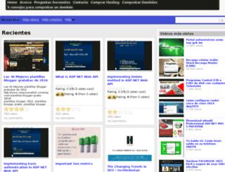 comprar-hosting.net screenshot