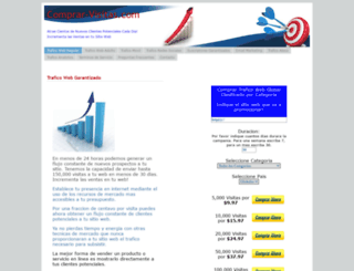 comprar-visitas.com screenshot