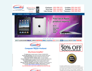 comprite.com screenshot