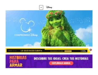 compromisodisney.com screenshot