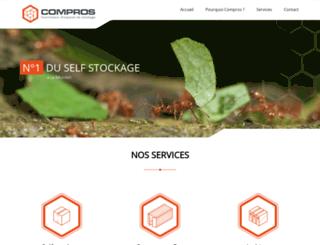compros.re screenshot