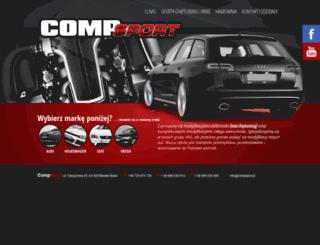 compsport.pl screenshot