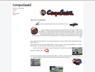 compugeekz.com screenshot