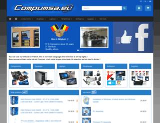 compumsa.eu screenshot