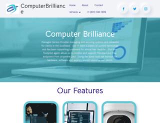 computerbrilliance.com screenshot