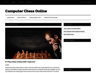 computerchessonline.net screenshot