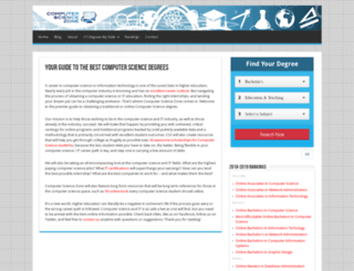 computersciencezone.org screenshot