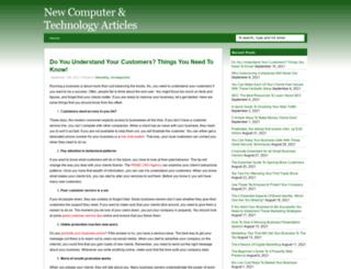 computerserviceonline.net screenshot