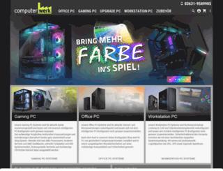 computerwerk.de screenshot