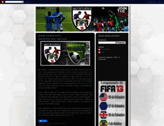 comufifa.blogspot.com.br screenshot