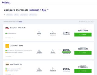 comunicacion.kelisto.es screenshot