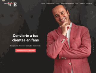 comunicacionsellamaeljuego.com screenshot