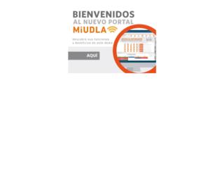 comunidad.udla.cl screenshot