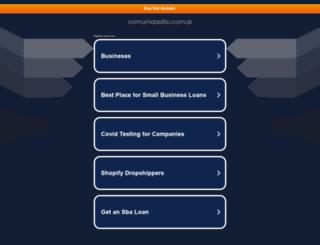 comunidadtic.com.ar screenshot