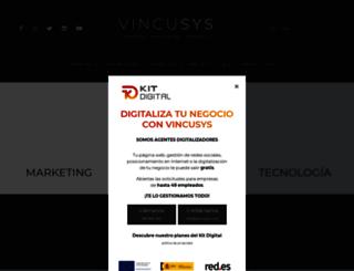 comusys.net screenshot