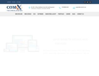 comxtech.com screenshot