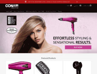 conair-store.com screenshot