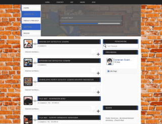 conanianscanlation.blogspot.com screenshot