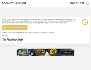 concept.heliohost.org screenshot